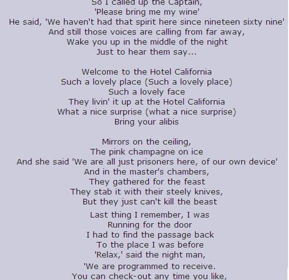 Lyrics: Onceanhour