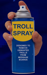 spray troll