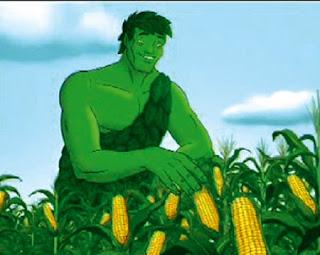 El gigante verde