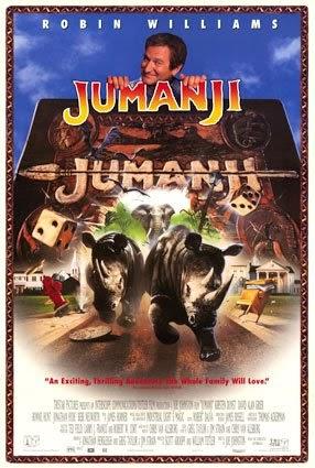 Children Of The 90s Jumanji