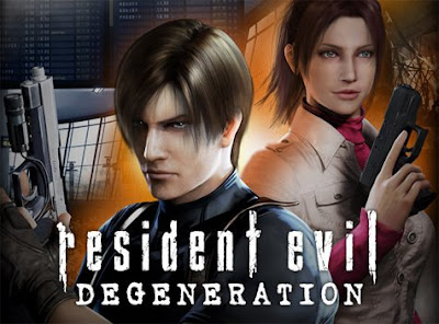 Entertainment World Resident Evil Degeneration 2008