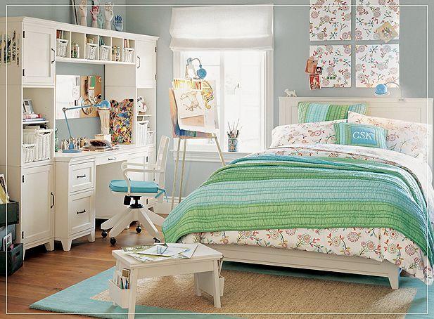 Teen Decorating Bedroom 48