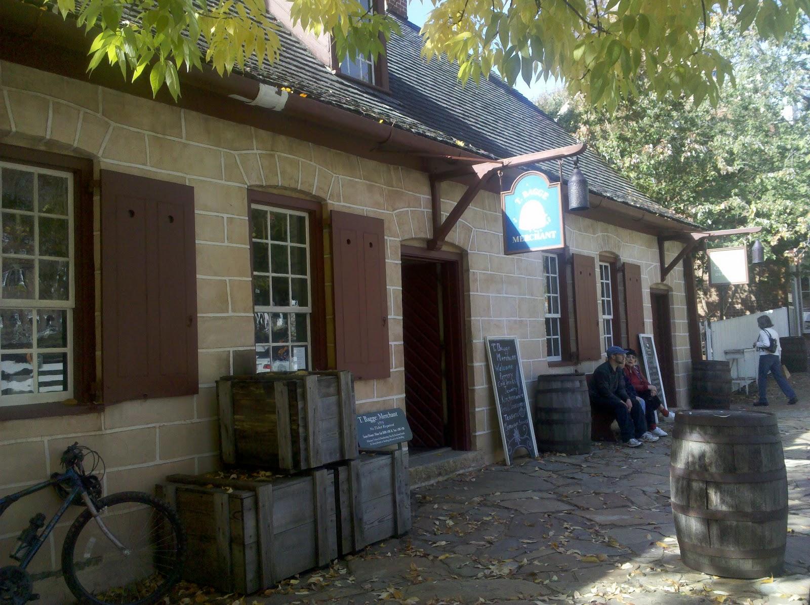 Breads At Old Salem 89