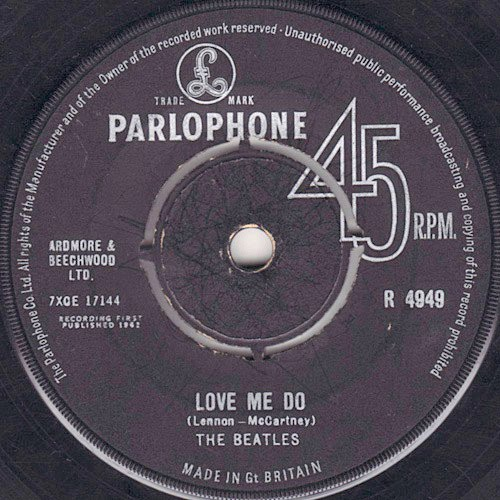 Comprehensive Beatles 1962 September 4 Sources Love Me