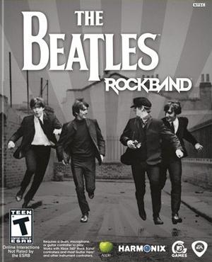 Comprehensive Beatles: The Beatles Rock Band Video Game