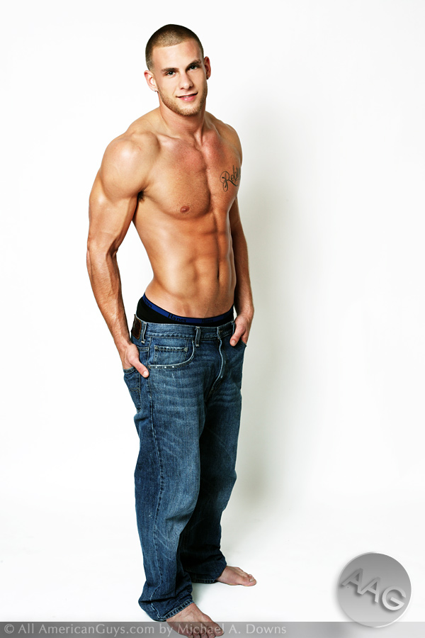 WORKOUT INSPIRATION .NET: New AAG Model: Anthony M.