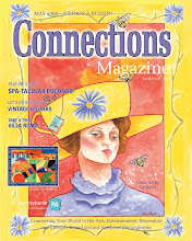 Cover Art by Liz Revit - May 2006 Connections Magazine