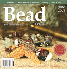 Liz Revit in Bead Trends June 2009