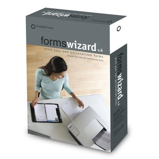 Franklin Covey: SKU: 33663 Forms Wizard 4.0