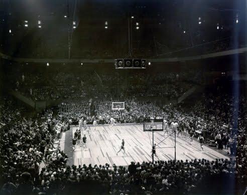 New York History Geschichte Madison Square Garden Iii
