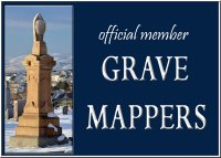 GET YOUR GRAVE MAPPERS BADGE