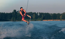Jake Wakeboarding