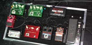 Joe Satriani Guitar Rig