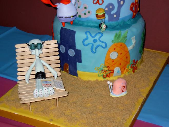 Squidward Cupcakes – Articleblog info