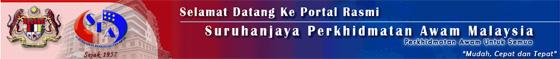 Suruhanjaya Perkhidmatan Awam Malaysia