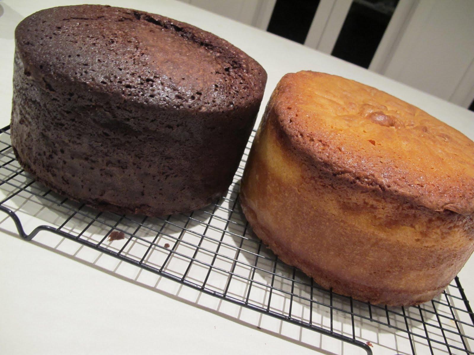 Baking Addict The Perfect Flat Cake