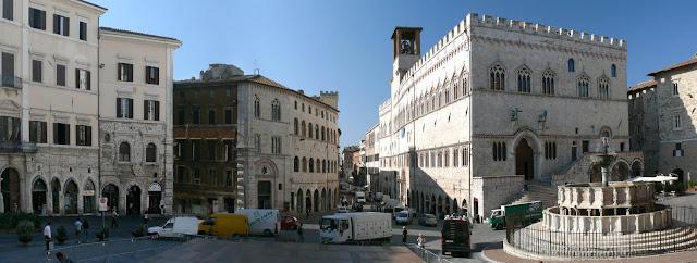 Perugia in Umbria
