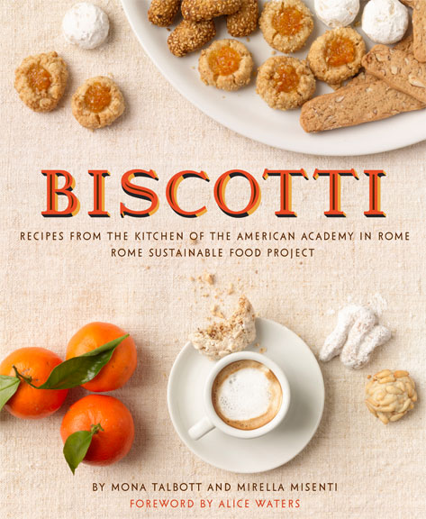 Biscotti book cover