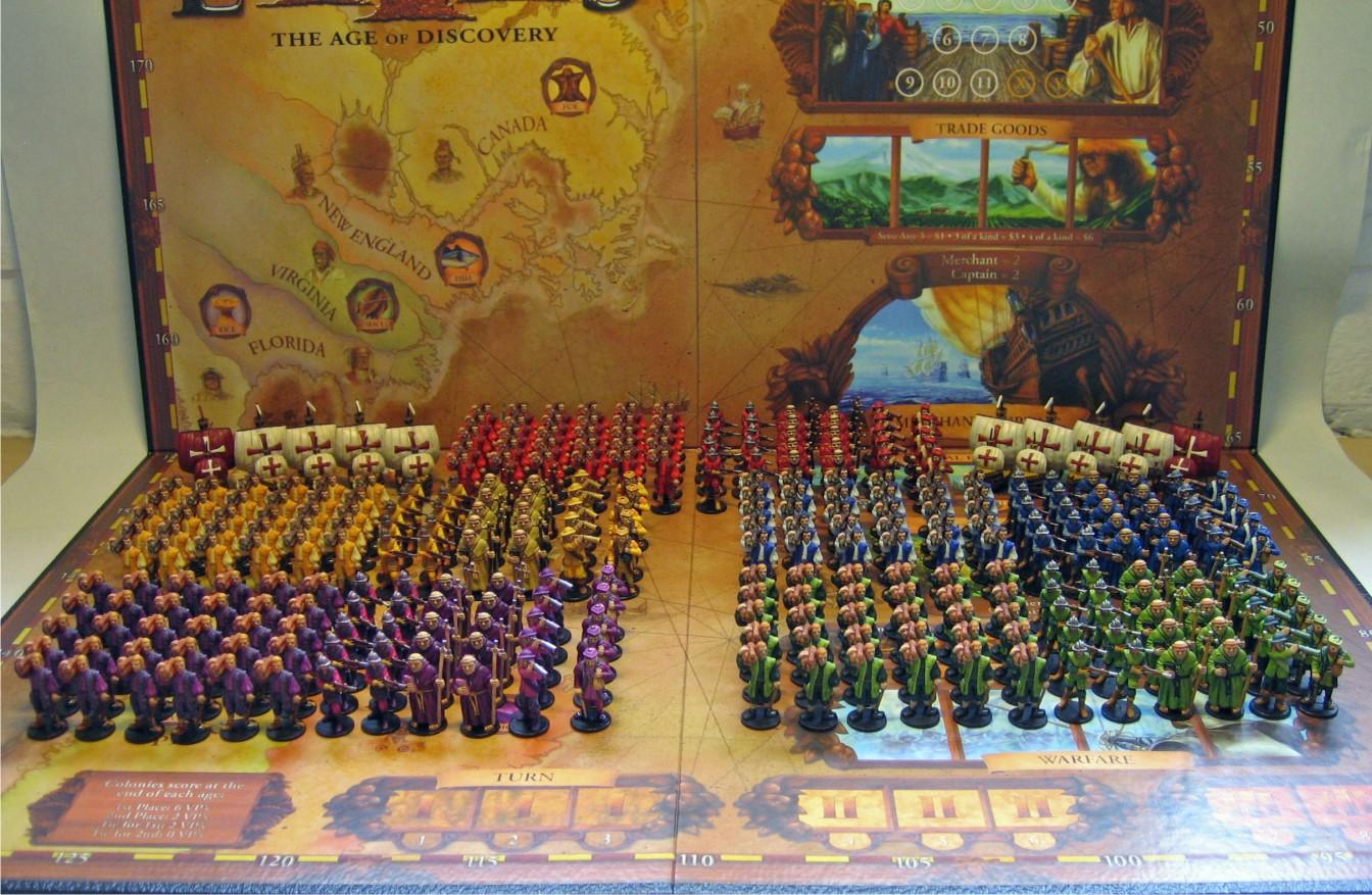 Los Amigos De Catan Juegos De Mesa Age Of Empires Iii La Era De