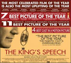 king speech film