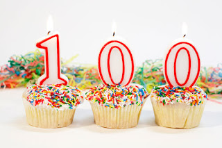 100th Cupcakes