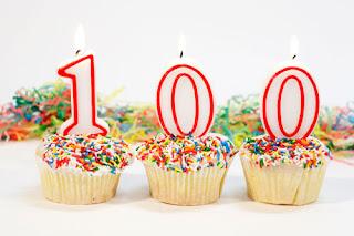 100th Cupcakes