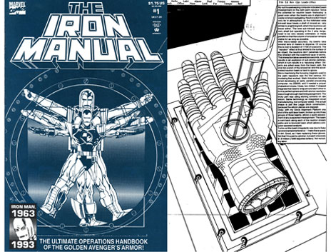 michigan engineering forum : all things technical: comic ... iron man schematics