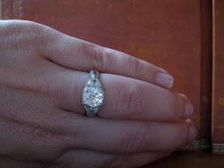 Stone Half Carat Diamond Ring