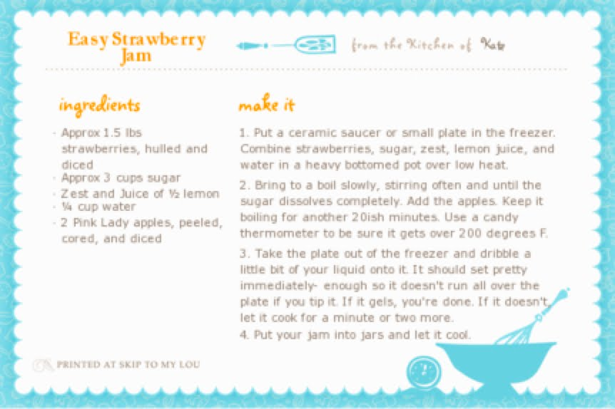Recipe Card Template Word excel pdf free recipe card templates – Free Recipe Card Templates for Microsoft Word