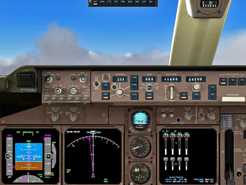 FS8/FS9/FSX Addons: FS9/FSX - PMDG 747/747F