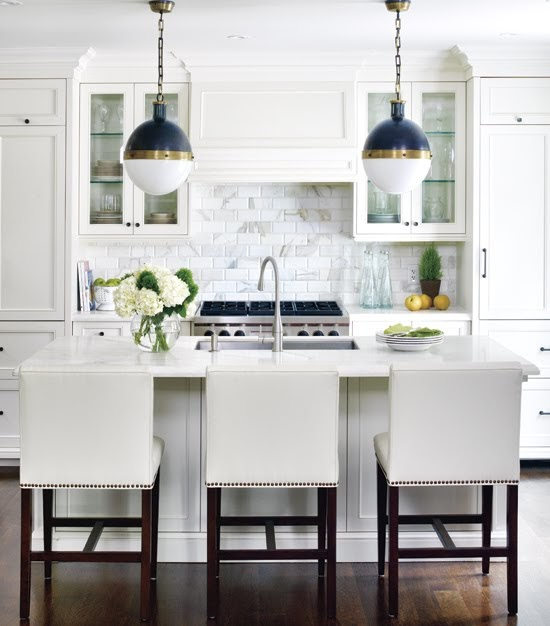 Kitchen Cabinets White Molding: Dwellers Without Decorators: The Best White Paint EVER