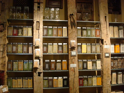Michigan 1001 Daily Photo: Kerrytown's Spice Shop