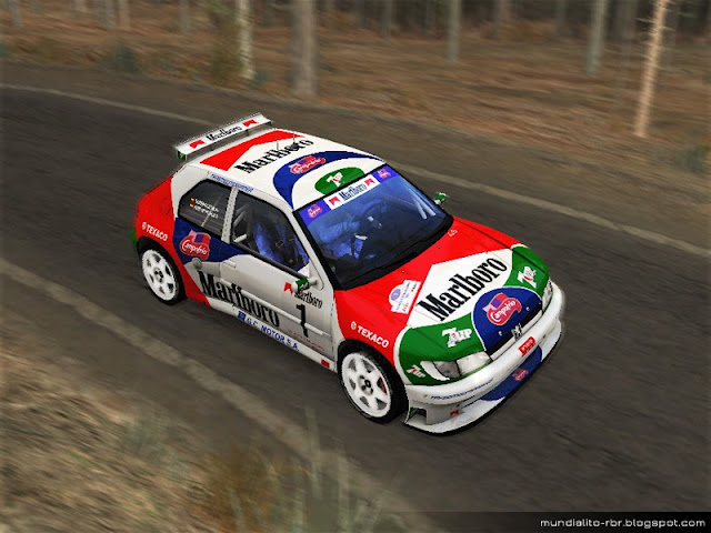 Peugeot 306 Maxi Ponce 1998