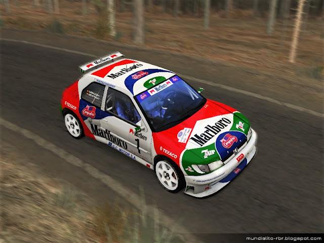 Peugeot 306 Maxi Ponce 1998