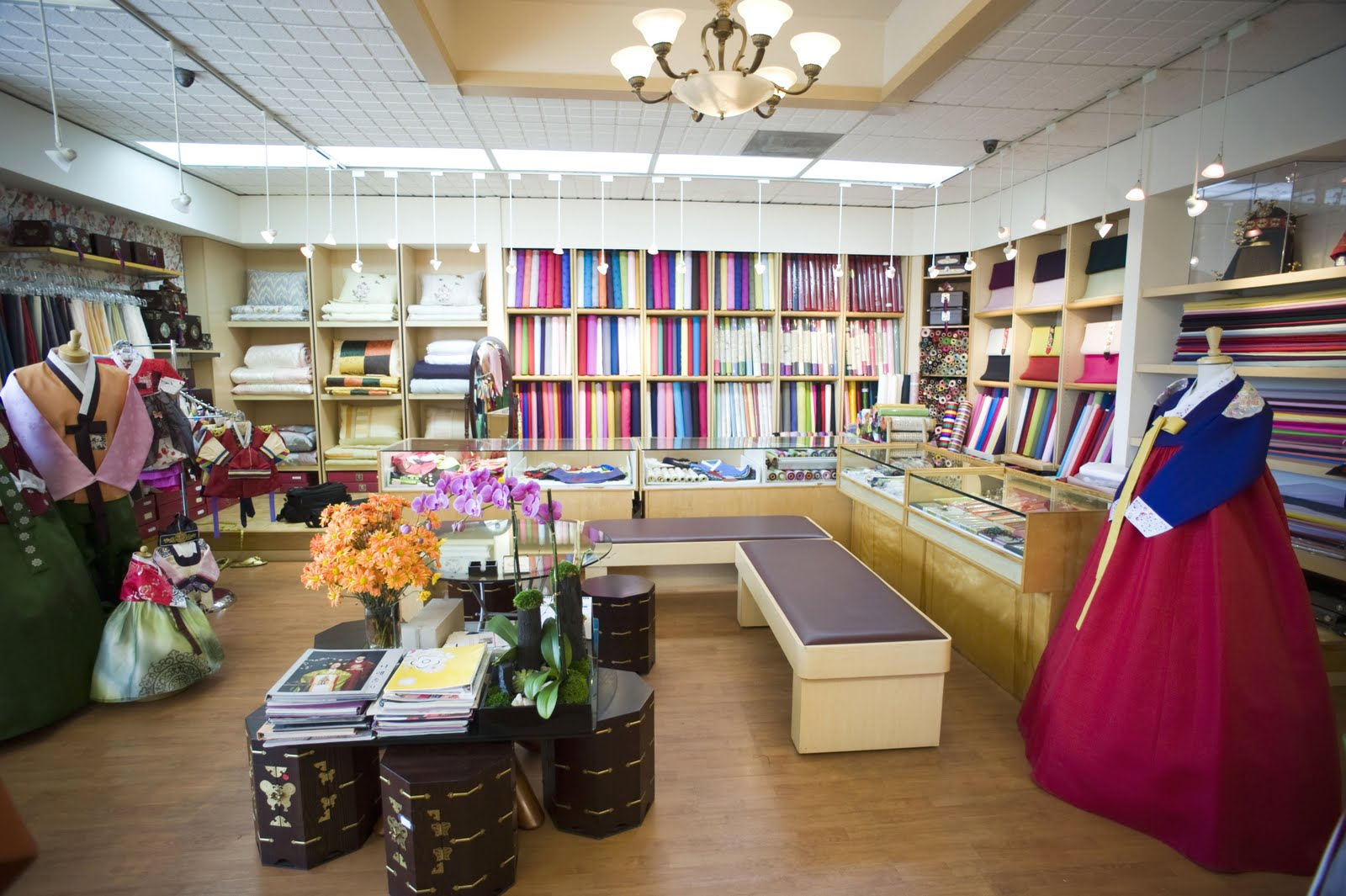 Korean clothing stores in los angeles