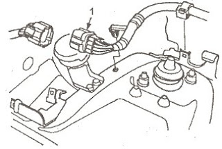 Car Wiring Diagrams: Engine HONDA CIVIC Removal