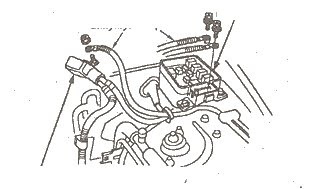 Car Wiring Diagrams: Engine HONDA CIVIC Removal on