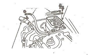 Car Wiring Diagrams: Engine HONDA CIVIC Removal