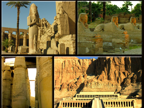 Berlayar di Sungai Nil, bagian 2: Luxor