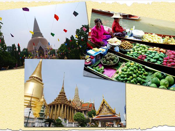 Travelthon di Bangkok