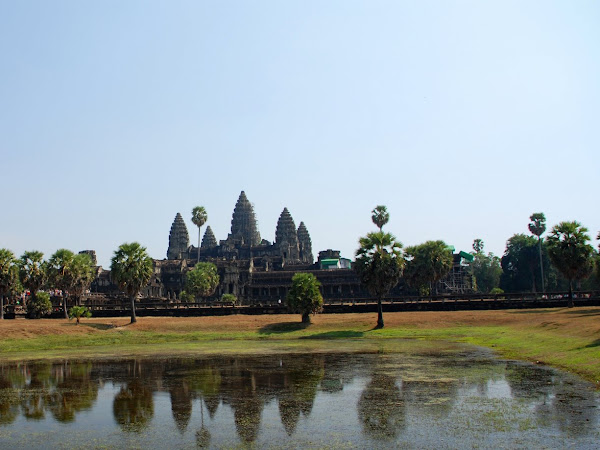 Siem Reap, Bagian II: Angkor Wat dan Sekitarnya