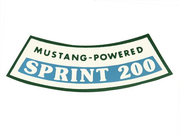 1966 Sprint 200: What's a Sprint 200?