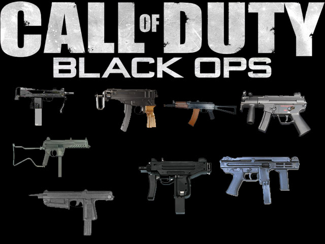 Mp5k Black Ops 2 Mp5k ...