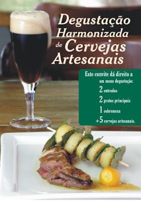 degustacao flyer+28 06 - >Cerveja, Polenta, Menu del Lazio, Vinho, Queijo e Cozinha Francesa