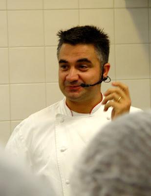 Chef+Fr%C3%A9d%C3%A9ric+Bau Valrhona bx - Chocolate - Aula com o chef Frédéric Bau da Valrhona