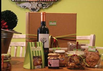 Quitanda+Gourmet - >Presentes Gourmet