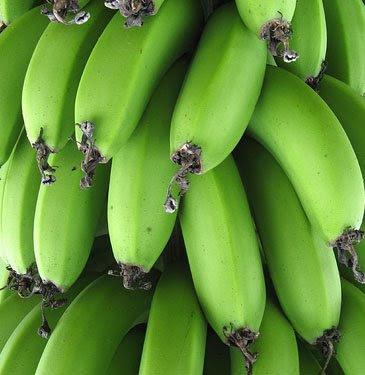 Banana+Verde - >Comendo Banana Verde