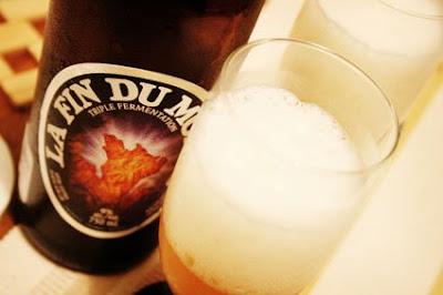 """Cerveja+Fim+do+Mundo - >Cerveja """"La Fin du Monde"""" - O Fim do Mundo"""