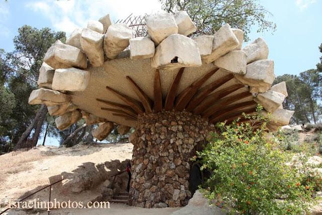 ישראל בתמונות: רמת רחל, מצפה יאיר