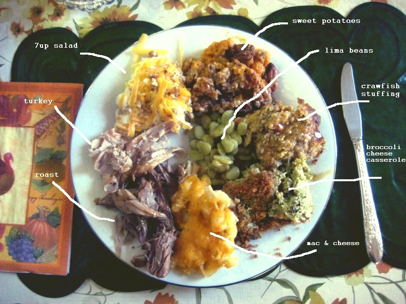 Notes from the Republic: Anatomy of a Thanksgiving dinner ...